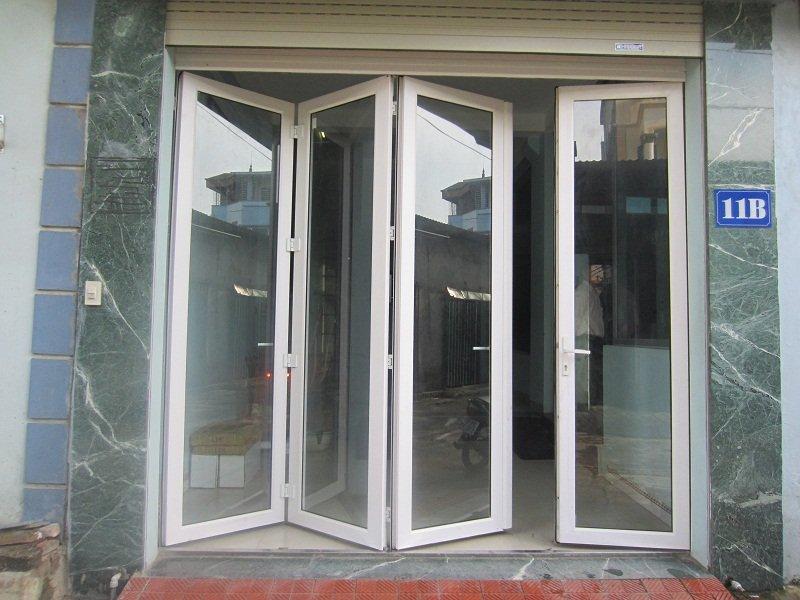 cửa nhựa uPVC